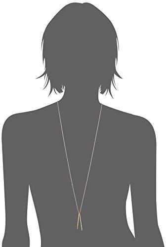 Noritamy Collier avec Pendentif Acier Inoxydable Unisexe 75cm