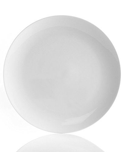Hotel Collection Dinnerware, Bone China Coupe Dinner Plate (Bone Coupe China)