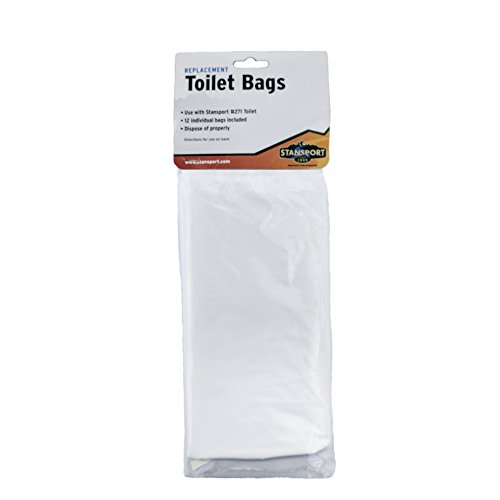 ER Emergency Ready 4C Toilet Sanitation Bags - 4c Kit