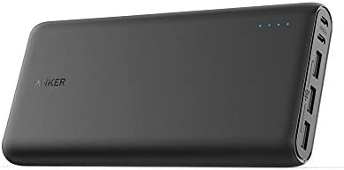 Anker PowerCore 26800 3-Port Power Bank Dual Input