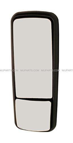Freightliner-Century-Door-Mirror-Heated-Black-Driver-Side
