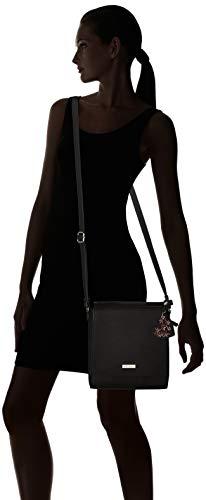 Tracolla A Milla Tamaris 001 Donna black Borsa Nero U7OAwt