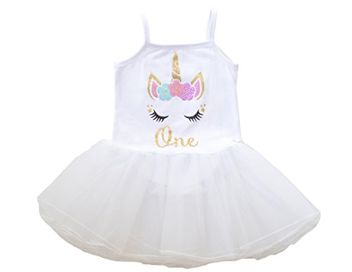 Unicorn First Birthday One Outfit, Baby Girl one Unicorn Tutu Dress, Unicorn First Birthday