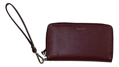 DKNY Bryant Genuine Leather Sutton Wristlet Purse