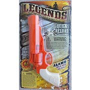 Legends of the Wild West Alamo Replica Cap Gun (Fires Shot Ring Caps Sold Separately) (Legends Of The Wild West Toy Gun)