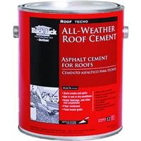 Gardner Gibson 6230-9-34 Black Jack All Weather Roof Cement, 1 Gallon (Cement Roof Gardner)