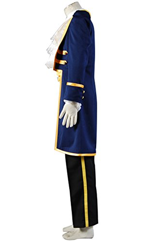 Sidnor-Beauty-and-the-Beast-Prince-Adam-Cosplay-Costume-Jacket-Pants-Uniform-Outfit-Set