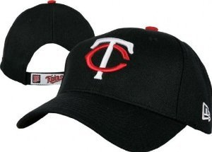 New Era MLB Minnesota Twins Home The League 9FORTY Adjustable Cap