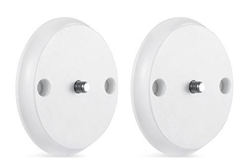 Soporte de pared para Nest Cam IQ–Montar su rodar Cam IQ con tornillos en cualquier pared o utilizar el Fuerte imán...