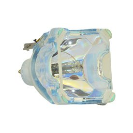 Replacement for Metal HALIDE UHP 165W P21.5 Bare LAMP ONLY Projector TV Lamp Bulb (Uhp 165w Replacement)