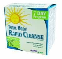 Rapid Cleanse  3Part Kitablets  Renew Life 7 Day Cleanse Total Body Cleanse Brand  Renew Life