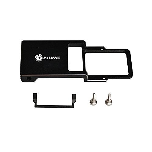 TUYUNG Mount Plate Adapter for DJI Osmo Zhiyun Mobile Gimbal Handheld, Switch Mount Plate Adapter for GoPro Hero 7 5 4 3+ Mobile Handheld Gimbal Accessories