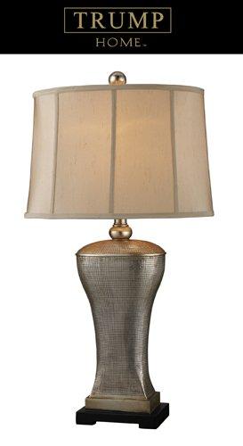 Dimond D1431 Lexington Avenue Table Lamp, Silver Lake