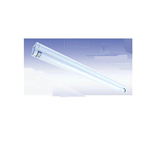 Canaleta de Iluminación 1x18 W De Sobreponer Color Blanco