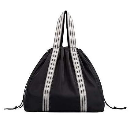 Miles Sail Nylon Yoga Mat Bags Gym Fitness Bag Backpack Sac ...