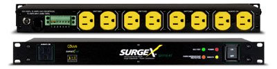SurgeX SX1115-RT Surge Eliminator & Power Conditioner