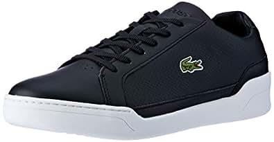 Lacoste Challenge 119 2 Fashion Shoes, BLK/WHT, 7 US