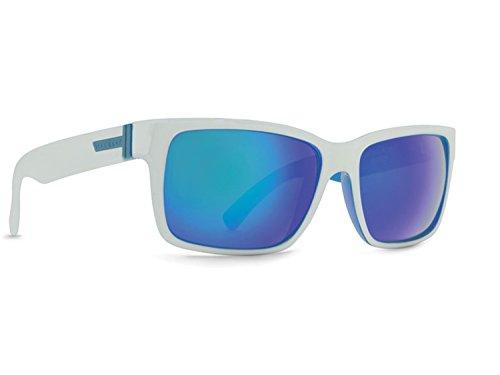 Von Zipper SMRFAELM WSC White Elmore Wayfarer Sunglasses Lens Category 3 Lens M