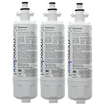 Kenmore 46-9690 Kenmoreclear! Refrigerator Water Filter, 3 Filters