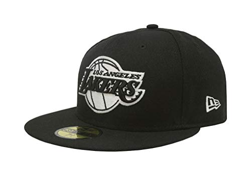 412c4b90653 Los Angeles Lakers Fitted Hats