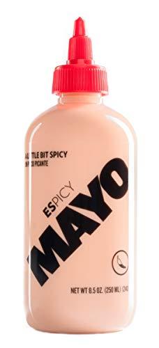 ESPICY Mayo 250 ml – 240 gr | Mayonesa con un toque | Combinada con salsa ESPICY | Hecha en España