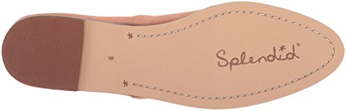 Splendida Womens Babette Loafer Flat Dark Blush