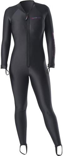 Sharkskin Chillproof Womens Front Zip Undergarment