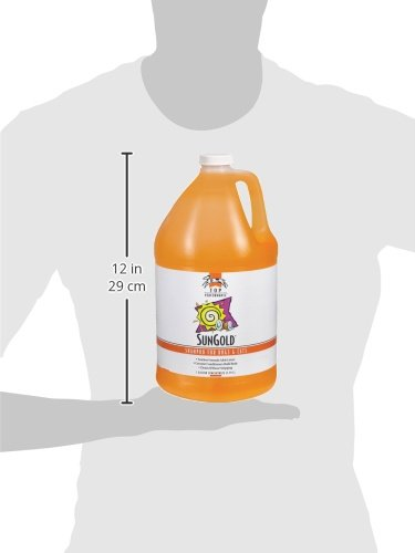 Top Performance SunGold Puppies and Kittens Shampoo, 1-Gallon by Top Performance (Image #4)