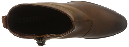 Liebeskind Berlin Women's Lw175280 Nappa Loafers Brown (City Brown 8761) shop for sale online Inexpensive cheap finishline buy cheap best prices bwhag