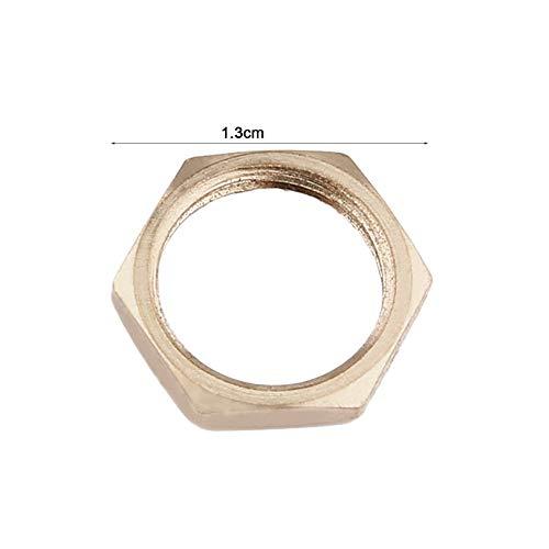 puerta de buz/ón para art/ículos importantes del hogar cilindro de seguridad herramienta con 2 llaves MS102 Cerradura tubular para caj/ón armario