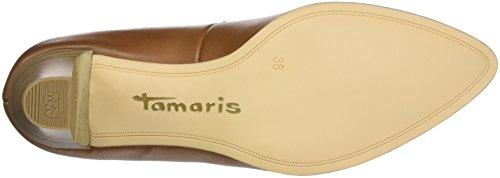 Scarpe Donna 22422 Marrone cognac Tamaris Tacco Con FI5Rwq