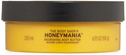 The Body Shop Honeymania Body Butter unisex, Honig Körperbutter 200 ml, 1er Pack (1 x 200 ml)