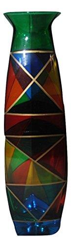(Smithsonian Crystal Coloratura Bud Vase)