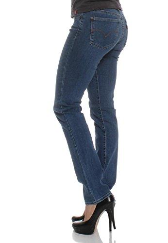 Bleu Bleu 712 Jeans Slim Levis Bleu Slim Levis Jeans Levis 712 712 Jeans Slim Levis Jeans qwASBA