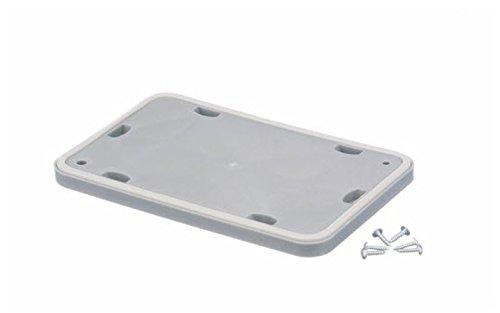 Bosch 00646776 Porta di Servizio per Scambiatori di Calore per Asciugatrice