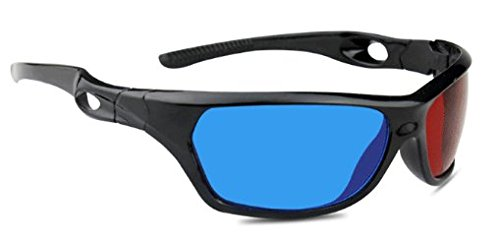 3D projection 3D glasses red cyan 3D movies 3D anaglyph glasses 3D pictures eg Sky 3D 3D video brand PRECORN 3D quality 3D glasses for 3D PC games
