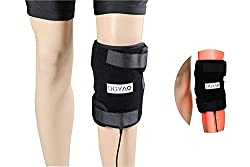 DGYAO® 660nm Red Light and 880nm Infrared Light Therapy - Combination 2 in 1 - Knee Elbow Pain Relief Device at Home ?Hands Free for Tissue Recovery