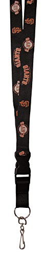 MLB San Francisco Giants Lanyard (Giants San Francisco Merchandise)