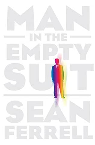 book cover of Man in the Empty Suit