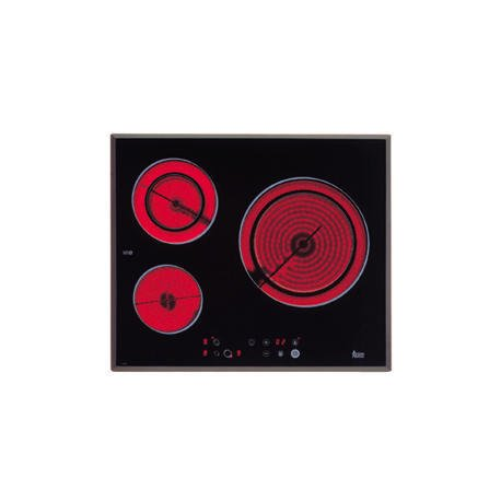 Teka TR 640 Negro Integrado Cerámico - Placa (Negro ...