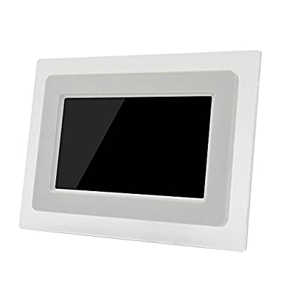 7 Inch TFT LCD Digital Photo Display Frame Support Tf Sd /Sdhc /Usb Flash Drives - Support 32GB SD Card