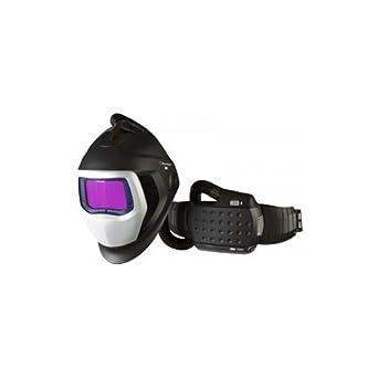 AES S.1230 - Speedglas 9100 X X casco de automático con Adflo con respirador, 9100 X X: Amazon.es: Industria, empresas y ciencia