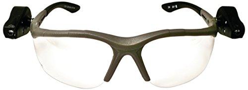 3M 11476-00000-10 Gray with Clear AF Lens Light Vision2 - Glasses Light