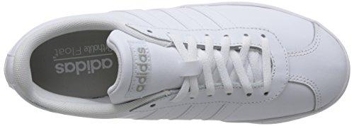 Fitnessschuhe adidas Plamat 2 W Ftwbla Damen Schwarz Ftwbla 000 Court Weiß VL 0 a1CgqUw