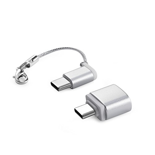USB Type C Adapter - USB C to Micro Adapter and USB C to USB
