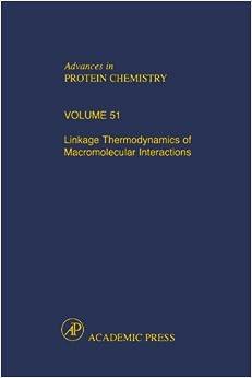 Linkage Thermodynamics of Macromolecular Interactions