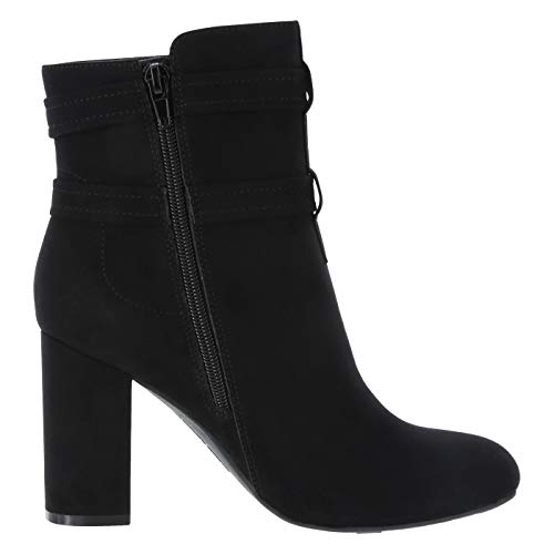 d0f9b04d1b6 Christian Siriano for Payless Women s Waylan Double Buckle Boot ...