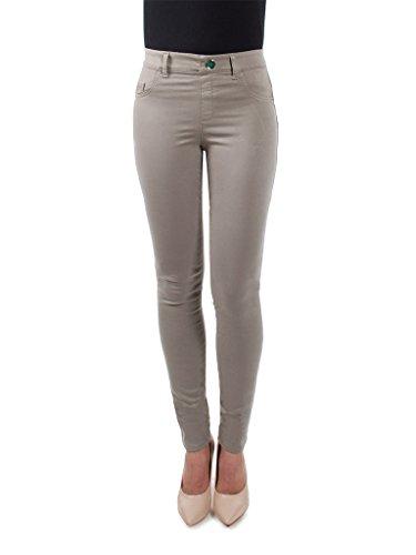 Carrera Jeans - Jeans 767 para mujer, tejido extensible, ajuste ceñido, cintura normal 173 - Beige