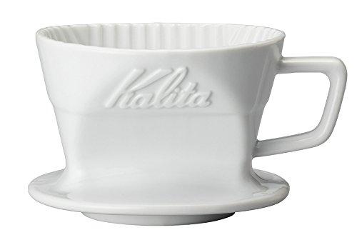 칼리타 커피 드 re《파》 자기제 1~2명 용 NARUMI & Kalita NK101#01098