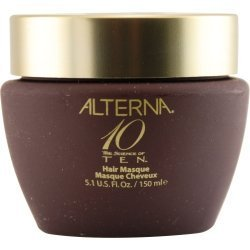 ALTERNA THE SCIENCE OF 10 HAIR MASQUE 5.1 OZ THE SCIENCE OF 10 HAIR MASQUE 5.1 OZ for unisex by - Ten Alterna Hair Masque